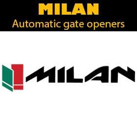 درب اتوماتیک میلان-درب برقی میلان